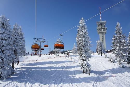 Přijeďte na KLÍNOVEC a lyžujte se slevou 31 % kdykoliv sezoně 2014/15