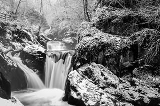 Ingleton Waterfall Trail, Yorkshire