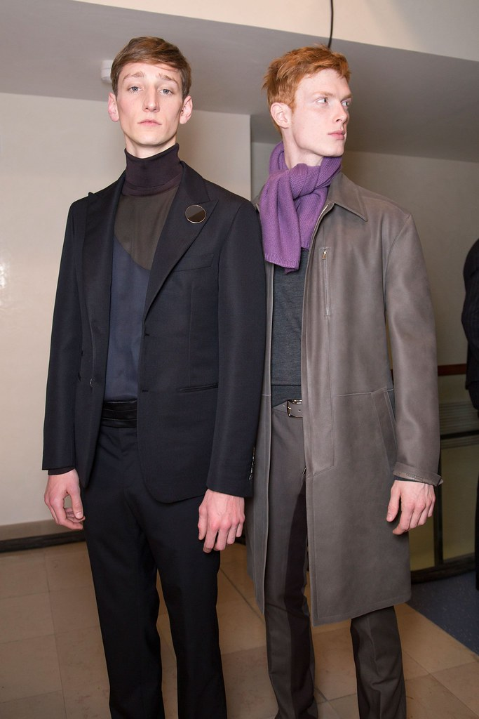 FW15 Paris Hermes317_Tom Gaskin, Linus Wordemann(fashionising.com)