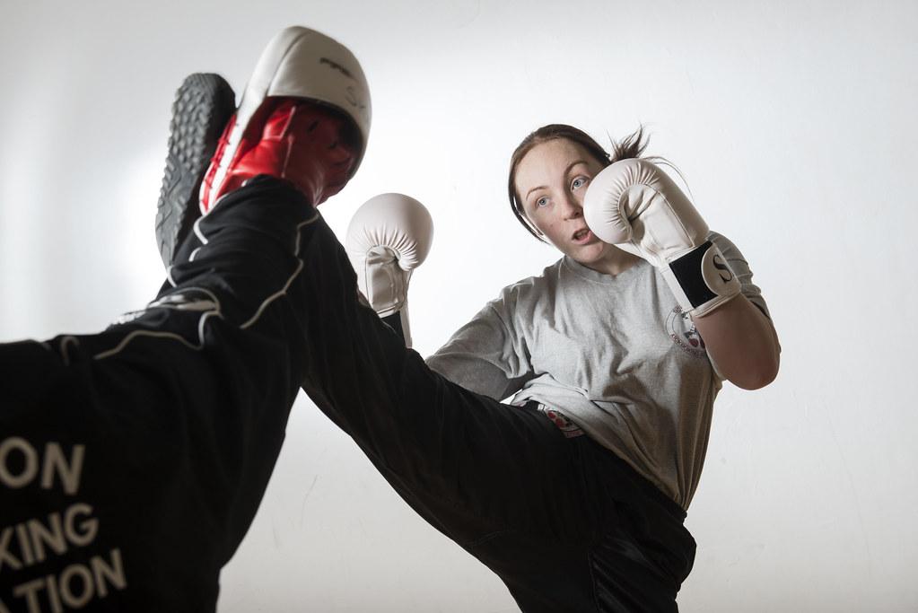 Fulham kickboxers help Poppy - image 5