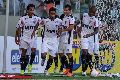 Atlético x América 22.02.2015 - Campeonato Mineiro 2015