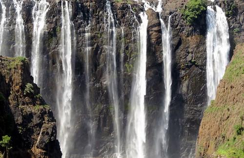 africa river landscape aerial unescoworldheritagesite unesco zimbabwe victoriafalls zambia zambezi riverscape
