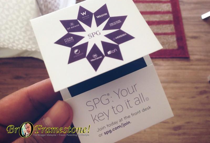 Kunci Bilik Four Points by Sheraton, Penang