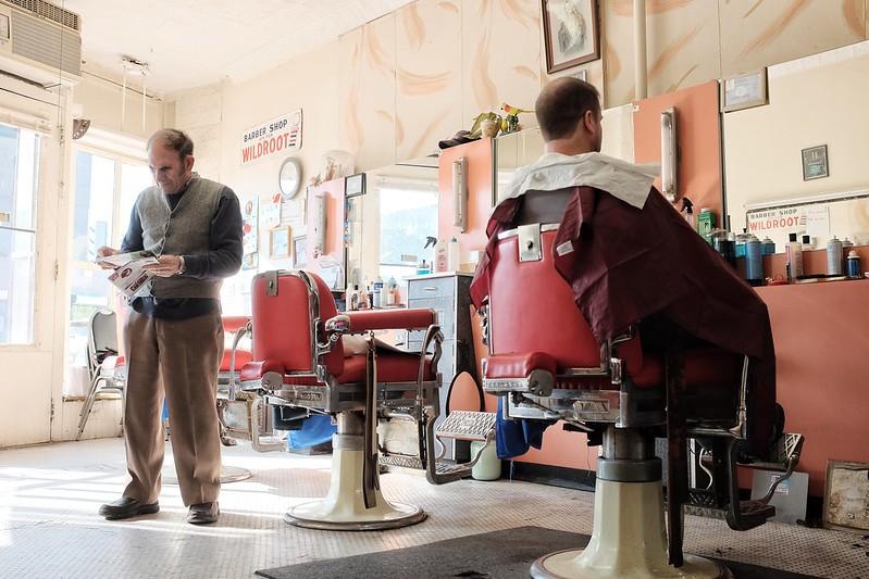 Vincent's Barbershop