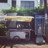 Off duty street food stall. #BKK