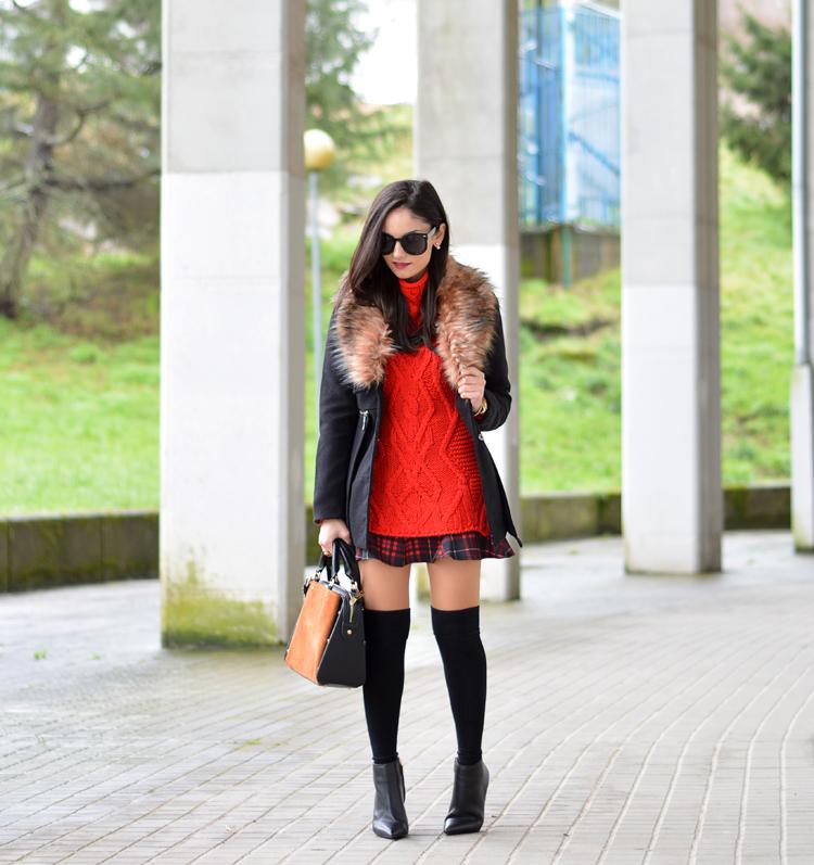 Zara_ootd_outfit_botines_tartan_choies_mango_abrigo_08