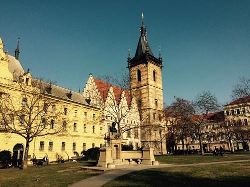 Prague New Town Hall
