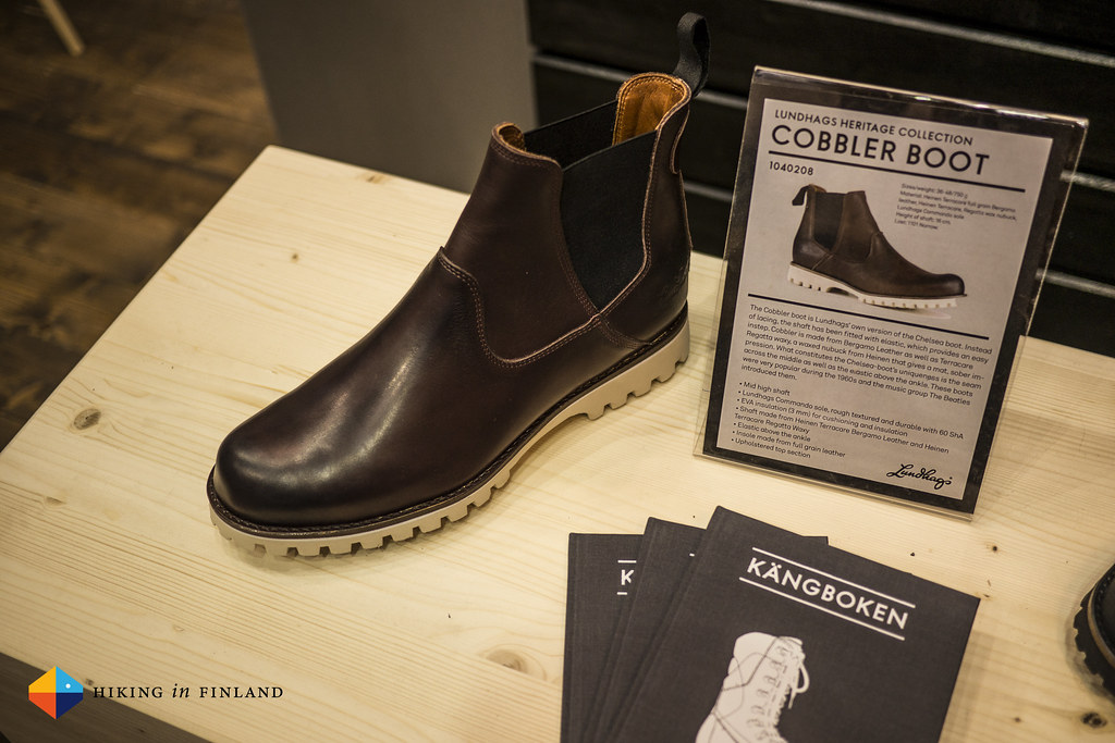 Lundhags Cobbler Boot