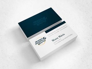 Business card x Országos Széchényi Könyvtár