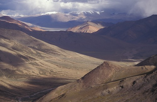 india mountains landscape pass zanskar himalayas taglanglala