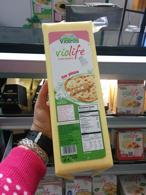 Violife Cheese for Pizza