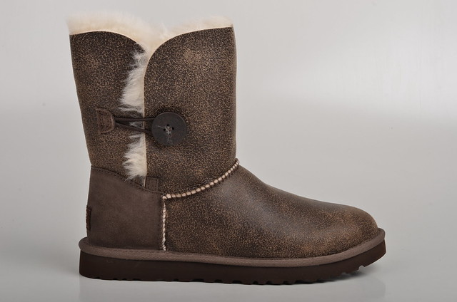 ec6b223ed0459d Ugg Boots Braun Leder
