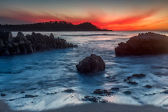 Point Lobos Fiery Light - Carmel, CA