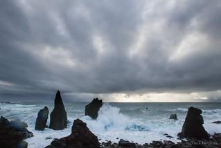 Reykjanes Rough Seas #2