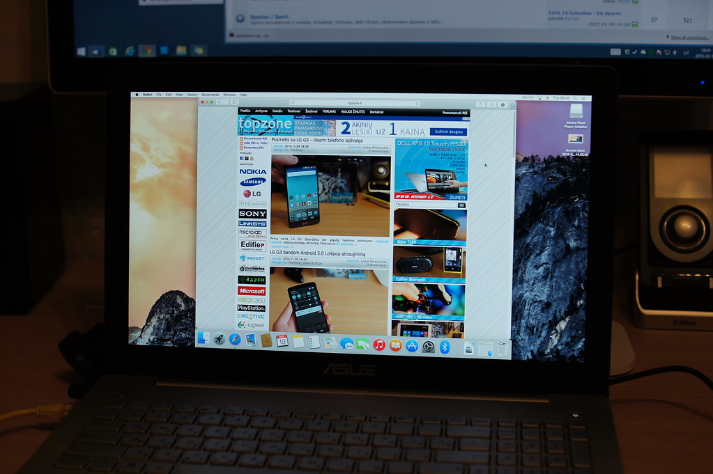 Wiredcom writers recently managed to make a hackintosh netbook for themselves