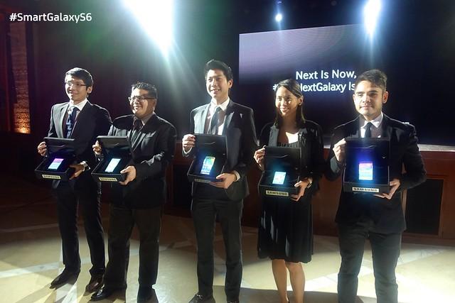 Team Samsung Presents The Samsung Galaxy S6