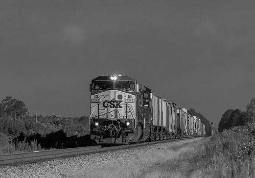 railroad train georgia photography nikon sub rail dash8 csx jesup racepond csx7340 csxtrainq453