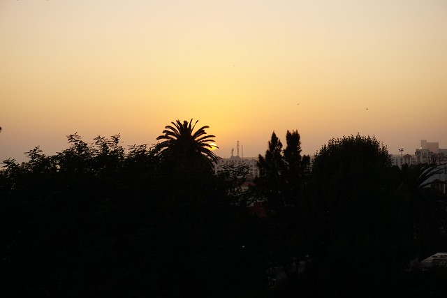 Sunset, Agadir