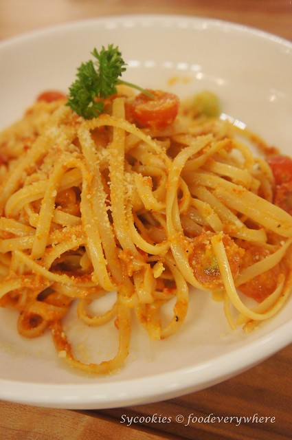 3.Sun - kissed Pasta @ whimsical