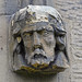 Small photo of Stone Face, St Cuthbert, Ackworth