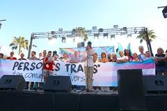 ds., 09/07/2016 - 19:59 - Ada Colau assisteix a la lectura del manifest de la Pride Barcelona 2016