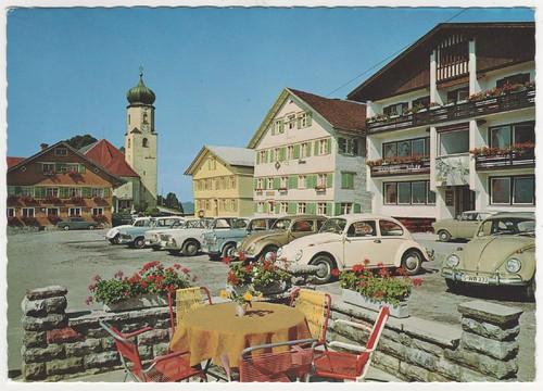 Sulzberg Österreich 1974