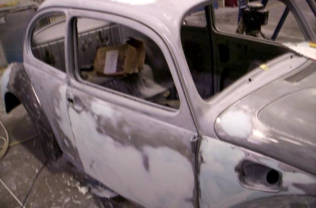 1970 Volkswagen Bug