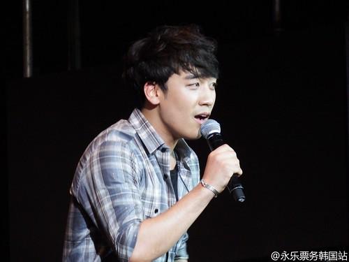 Seung Ri - V.I.P GATHERING in Harbin - 21mar2015 - 永乐票务韩国站 - 01