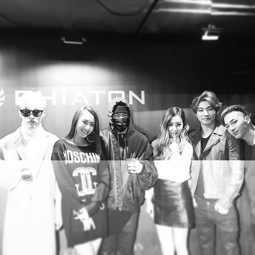 Big Bang - Phiaton x Teddy Launching Party - 05nov2015 - xolovestephi - 01