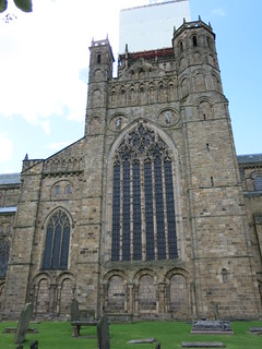 Image of Durham Cathedral.
