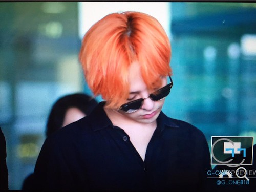 Big Bang - Incheon Airport - 13jul2015 - G-One - 03