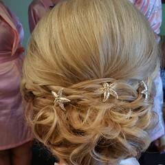 Hair by Lili Signore www.lilisweddings.com