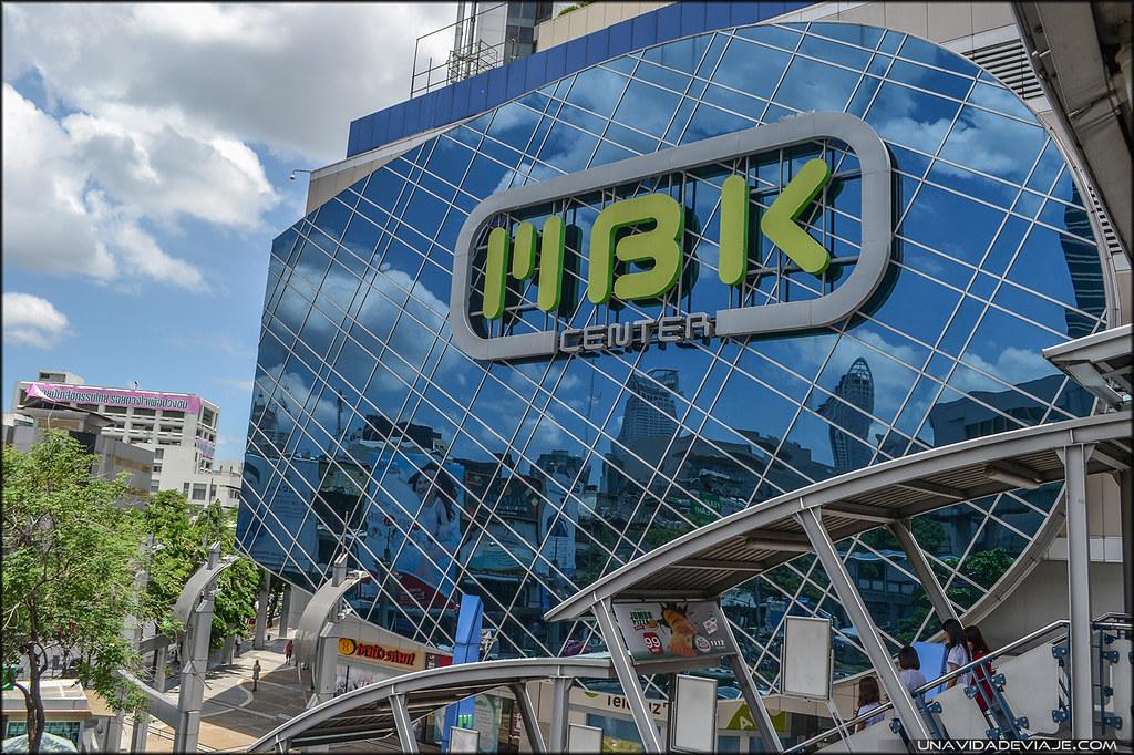 Tailandia Bangkok MBK