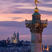 From Bastille to Montmartre by A.G. Photographe