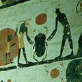 khepri dios escarabajo del antiguo egipto
