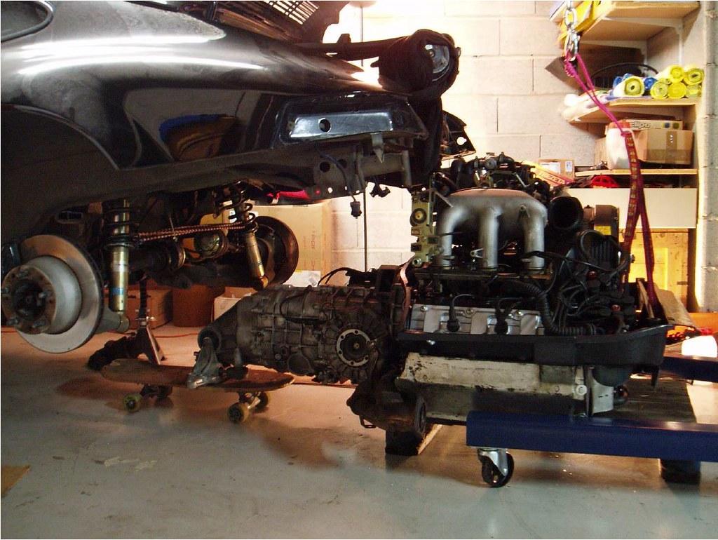 911624055cx Réparation capote moteur engrenage phrase porsche 964//993 Cabrio NR