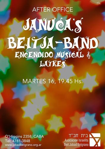 Januca's Beitja- Band
