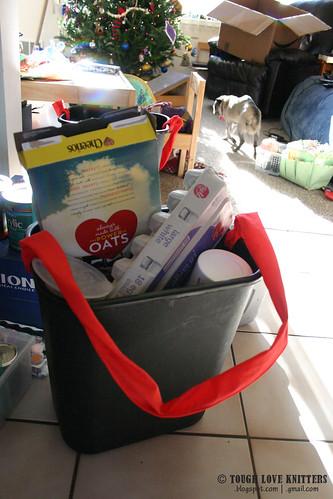Recycling Bin Handles