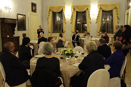 dinner speeches