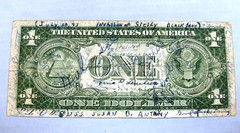 postage stamp(0.0), cash(1.0), paper(1.0), money(1.0), dollar(1.0), currency(1.0), banknote(1.0),