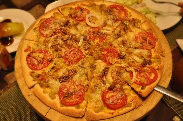 Poqui-Poqui Pizza