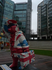 'Texting Paddington' by Westminster Academy, Sheldon Square