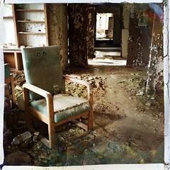 Sad chair is sad