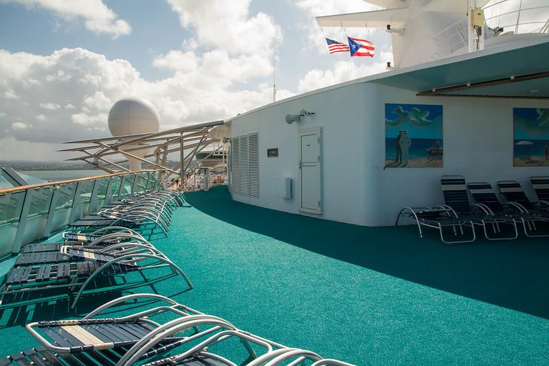 St. Tropez Sun deck