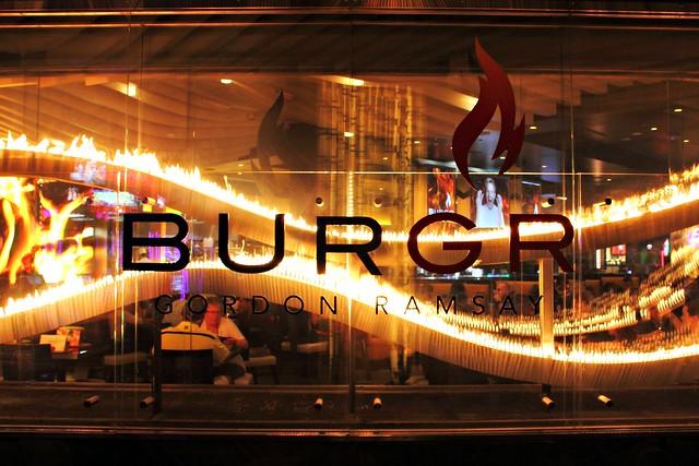 BURGR, Las Vegas