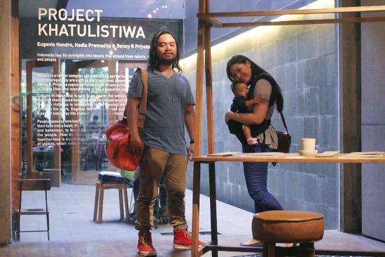 3bloSmart Dialogue Pasar Seni & Exhibitiong