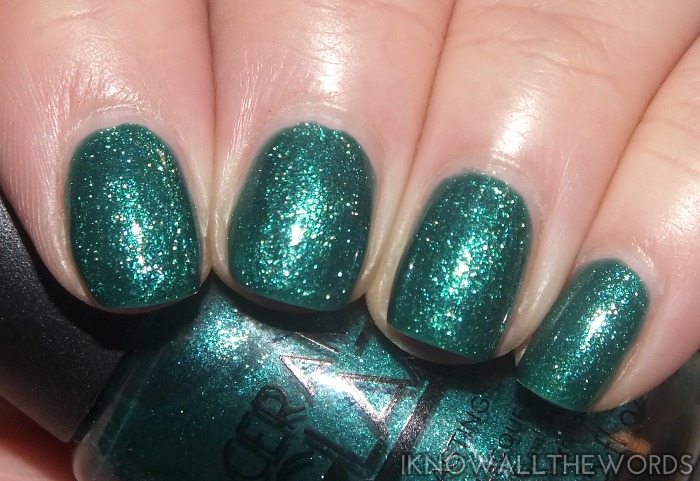 ceramic glaze holiday bling collection- o holly night