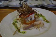 Mousaka de bacalao - Restaurante las Parrillas