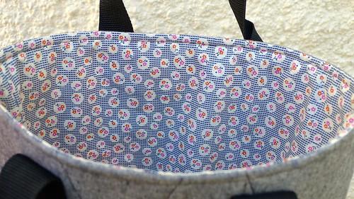 Inside Ester's bag