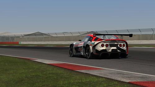 Ginetta G55 - Ginetta GT4 Supercup _ David Pattison - Assetto Corsa - Tolman Motorsport - Silverstone 2014
